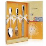 Набор детских столовых приборов Престиж с ножом