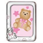 Фоторамка детская для девочки Медвежонок