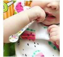 детские серебряные ложки на первый зуб