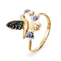 Золотое кольцо Колибри