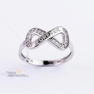Кольцо Style серебро фото