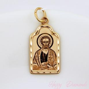 Именная иконка Святой Петр