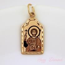 Именная иконка Святой Виктор