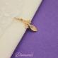 Небольшой золотой крестик 8201194