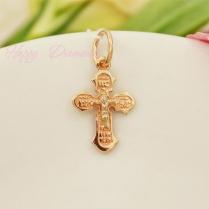 Крест из золота 7201243