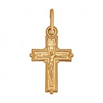 Золотой крестик 120066