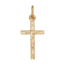 Золотой крестик 120089