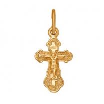 Золотой крестик 120130