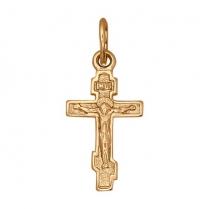 Золотой крестик 120187