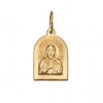 Золотая икона Николай Чудотворец