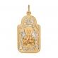 Золотая икона святой Матроны
