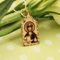 Золотой образок Святой Роман