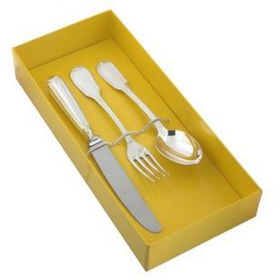 Десертный набор Модерн из трех предметов (малыш) фото