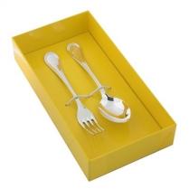 Десертный набор Английский из двух предметов (малыш)