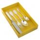 Десертный набор Модерн из четырех предметов (юниор)