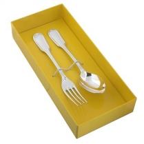 Десертный набор Модерн из двух предметов (юниор)