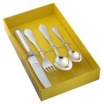 Десертный набор Роккоко из четырех предметов (юниор)