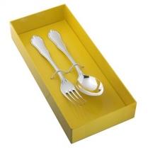 Десертный набор Роккоко из двух предметов (юниор)