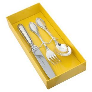 Десертный набор Императорский из 3 предметов (юниор) фото